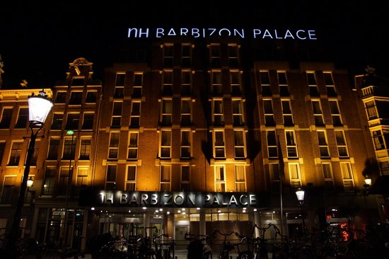NH Collection Amsterdam Barbizon Palace: hotel
