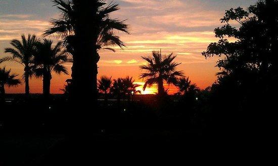 Precise Resort El Rompido - The Hotel: Traumhafter Sonnenuntergang