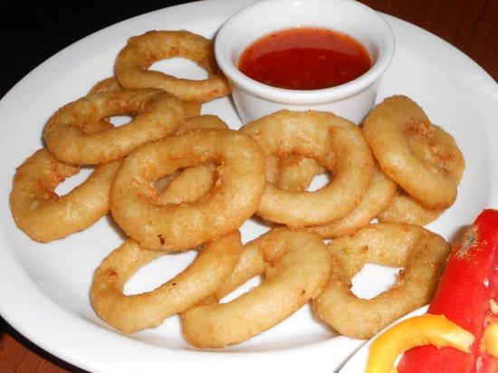 Downtown Hotel : Lucky Jacks Food