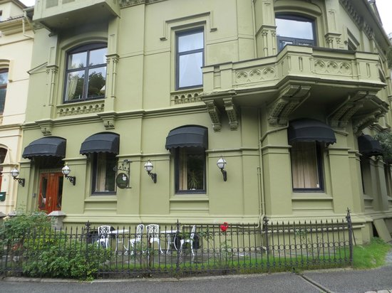 Steen's Hotel : Steens Hotel