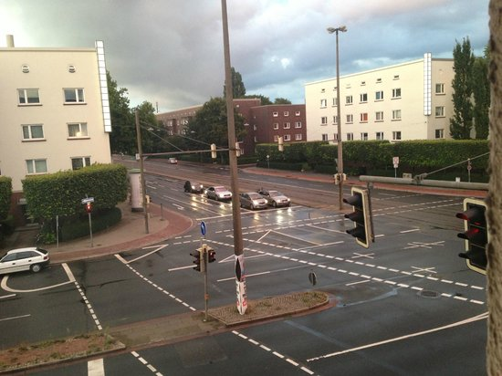 TRYP by Wyndham Bremen Airport: View from our room