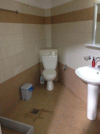 Baño habitación Villa Murano