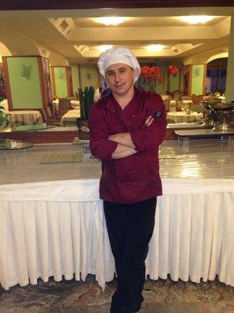 Sangallo Palace Hotel : ...