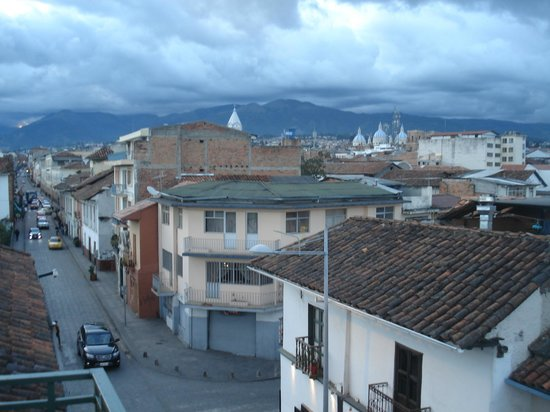 Hostal Turista del Mundo: View from front