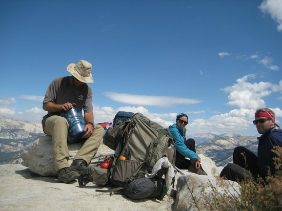 Lasting Adventures - Day Tours: Lunch at the top of Cloud's Rest