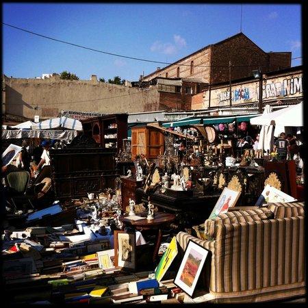 Encants Barcelona: Trödel auf dem Flohmarkt Els Encants