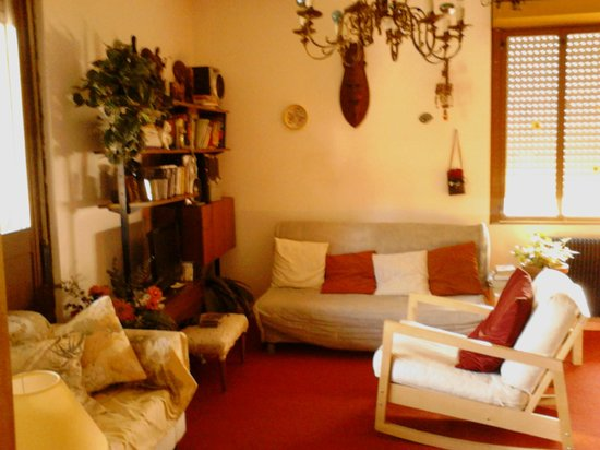 GreenFields B&B: lounge