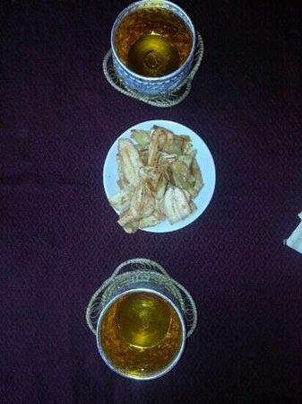 Golden Butterfly Villa: Free Drinks n Snacks