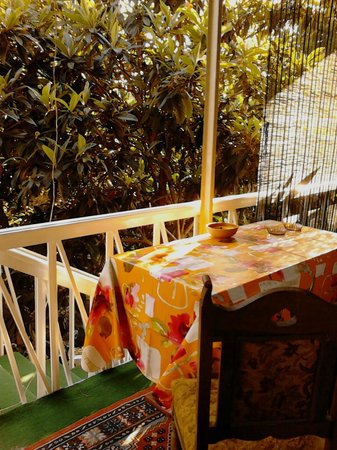 GreenFields B&B: balcony