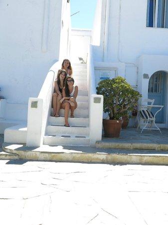 Andriani's Guest House: En Andriani´s Guest House