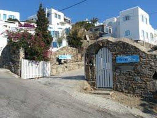 Marina View : ingresso