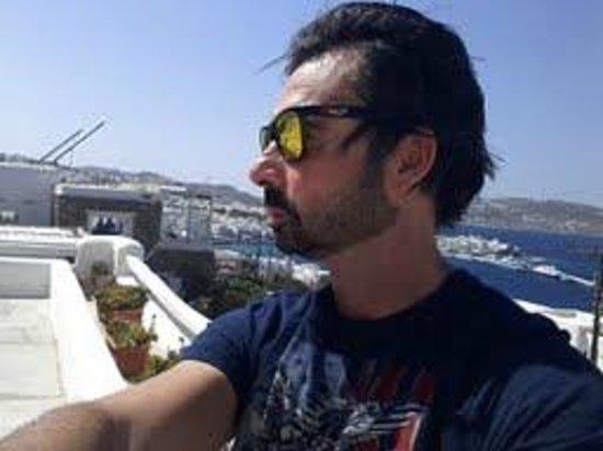 Marina View: terrazza