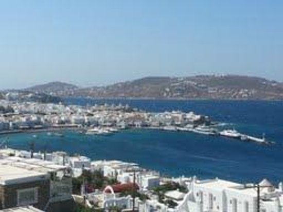 Marina View : camera con vista