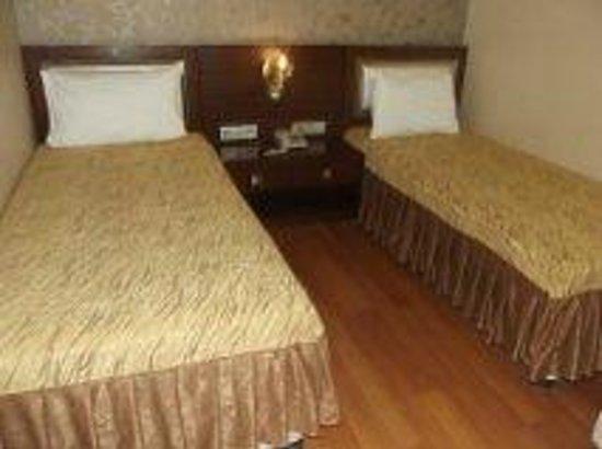 Abaylar Hotel: oda