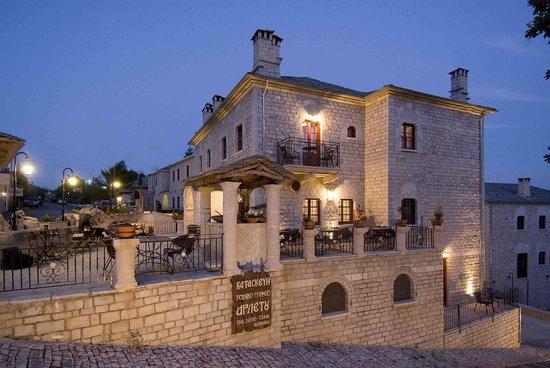 Konstantinou & Elenis: εξωτερικη αποψη