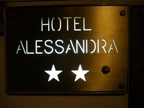 Lovely Hotel Alessandra