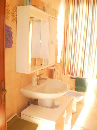 GreenFields B&B: bagno