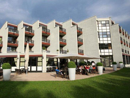 Parkhotel Brunauer: Außenansicht