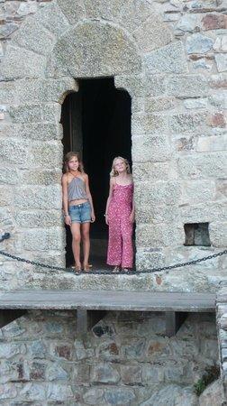 Caballos de Marvao: Marvao castle