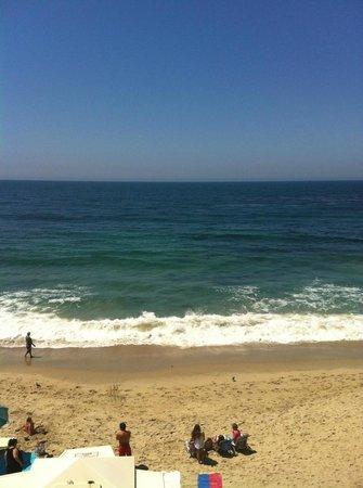 Laguna Riviera Beach Resort: Pacific Ocean