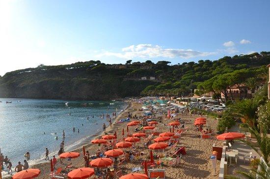 Hotel La Scogliera : La spiaggia