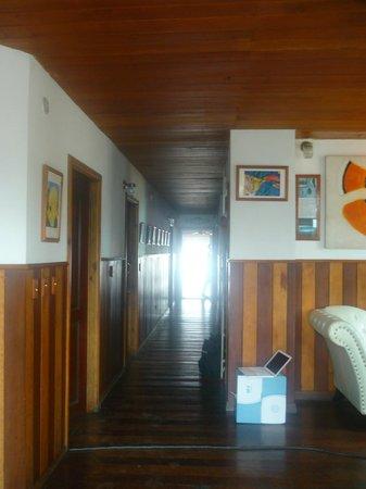 El Limbo on the Sea Hotel: hall dell'hotel