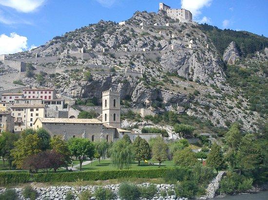 La Citadelle d'Entrevaux