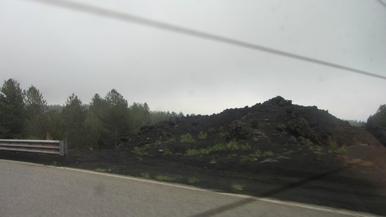 Go-Etna: Aftermath of eruptions