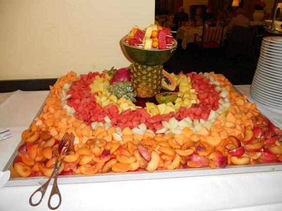 Bergresort Seefeld: The biggest Fruit Salad Ever