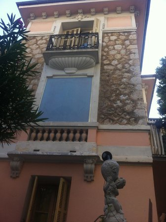 Villa Saphir : Hotel