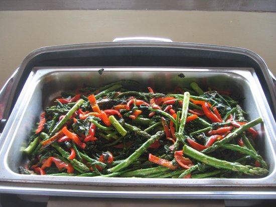Pura Vida Retreat & Spa : Vegetarian offering.