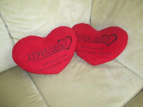 Alpen-Herz: divano