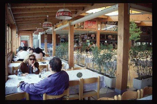 sala terrazza - Foto di Ristorante Bano, Senigallia - TripAdvisor
