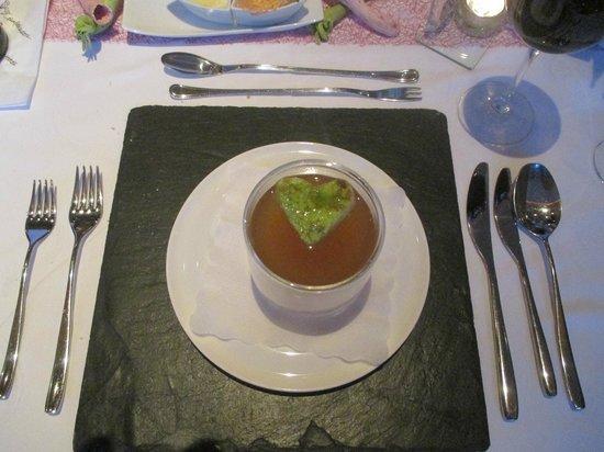 Alpen-Herz: zuppa