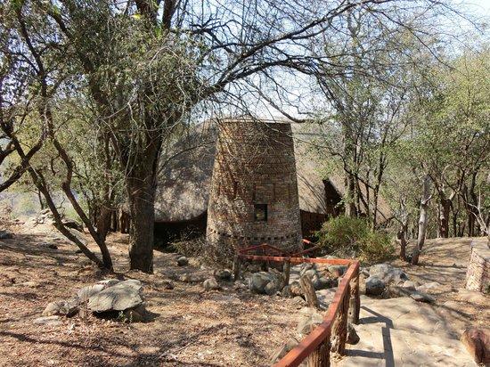 Singita Pamushana Lodge: Villa