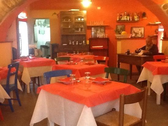 La Taverna degli Artisti : il locale