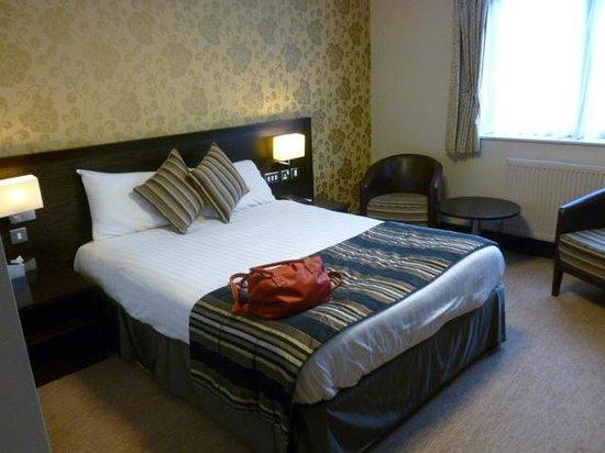 The Hampshire Hog: Bedroom