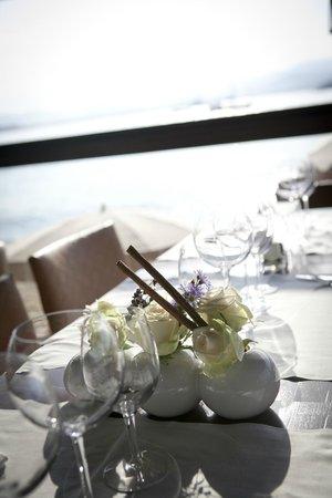 Pearl Beach : table