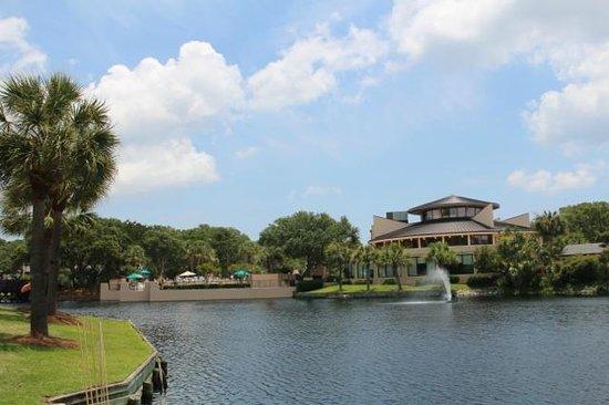 Ocean View at Island Club: Amenity Center
