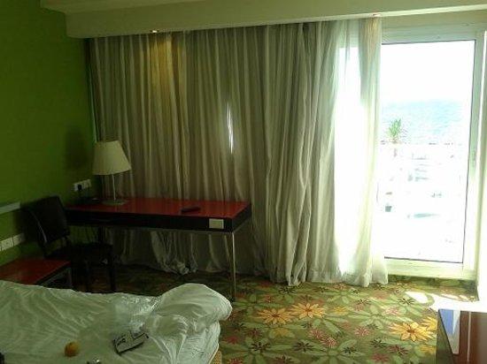 Madison Hotel Nahariya: Our room
