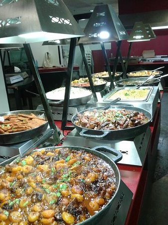 Madison Hotel Nahariya: Excellent food