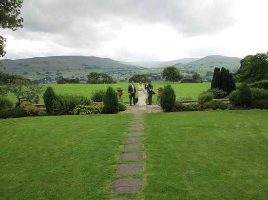Simonstone Hall Country House Hotel: beautiful scenery for photographs