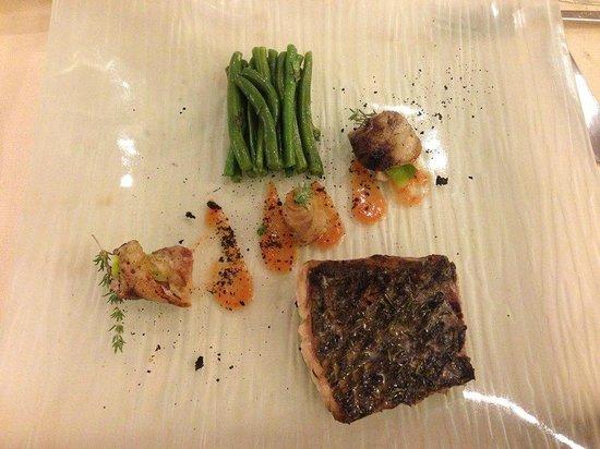 Tocco Sicilian Ways: Secondo di pesce
