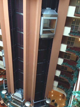 Embassy Suites by Hilton Omaha-La Vista/Hotel & Conference Center: atrium