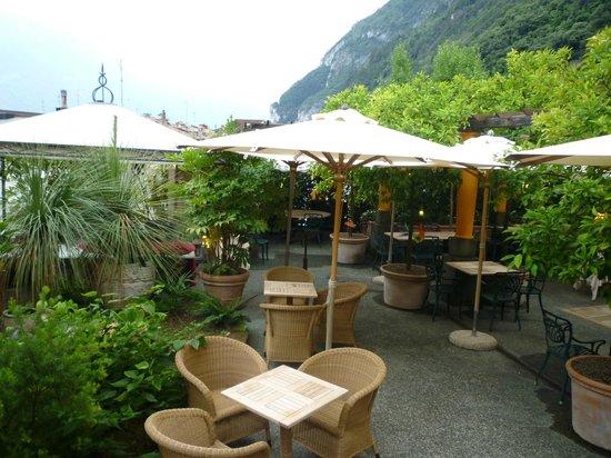 Hotel Villa Miravalle : Terrace