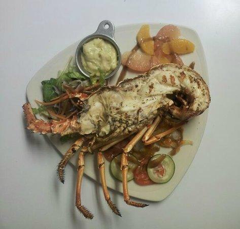 Brandywine Estate Restaurant : Lobster Salad