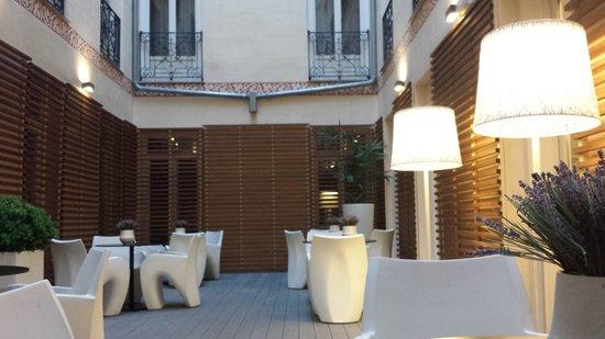 Hotel Catalonia Plaza Mayor : Bar do hotel