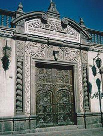 Arequipa, Peru: Fachada Casa Museo Jose Villalobos Ampuero