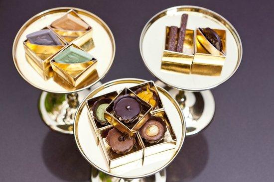 Chocolat du Jour: Degustações