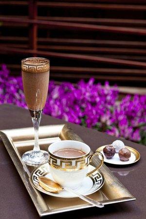 Chocolat du Jour: Bebidas - chocolate quente